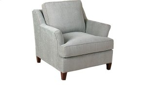 Melrose Fabric Chair, Melrose Ottoman