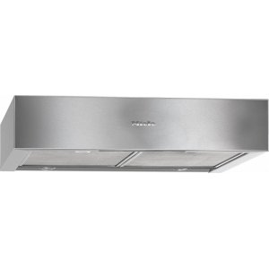 Miele Da 1260 Built-Under Hood With Energy-Efficient Led Lighting And Sliding Switch For Simple Operation.