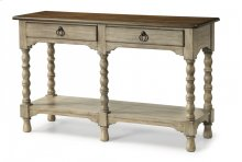 Plymouth Sofa Table