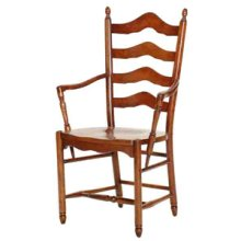 Deluxe Ladderback Chair