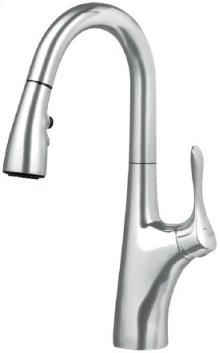 Blanco Napa Bar Faucet - Stainless Finish