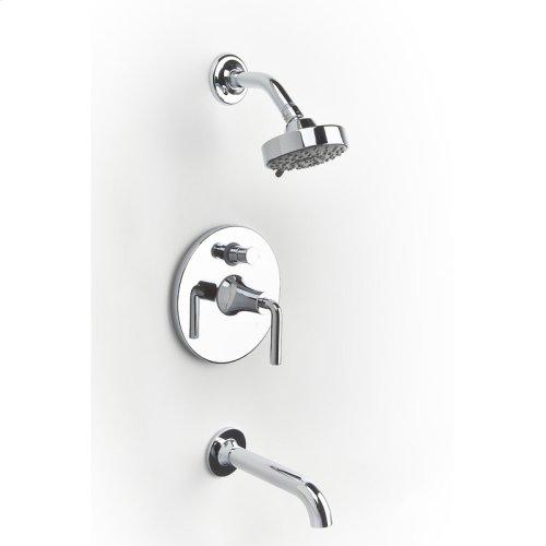 Tub and Shower Trim Taos Series 17 Polished Chrome