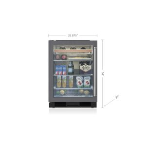 "Subzero24"" Undercounter Beverage Center - Panel Ready"