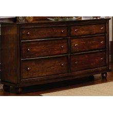 CF-1100 Bedroom  6 Drawer Dresser