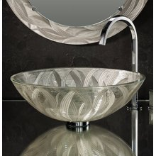 Freestanding Small Oval