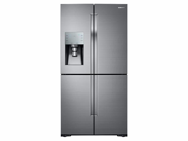 Samsung28 Cu. Ft. 4-Door Flex™ Refrigerator With Flexzone™ In Stainless Steel
