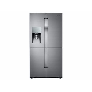 Samsung 鸭博娱乐s28 cu. ft. 4-Door Flex™ Refrigerator with FlexZone™ in Stainless Steel
