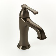 Single Lever Lavatory Faucet Berea Series 11 Bronze