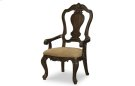 La Bella Vita Splat Back Arm Chair Product Image
