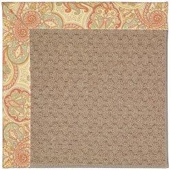 Creative Concepts-Grassy Mtn. Paddock Shawl Persim Machine Tufted Rugs