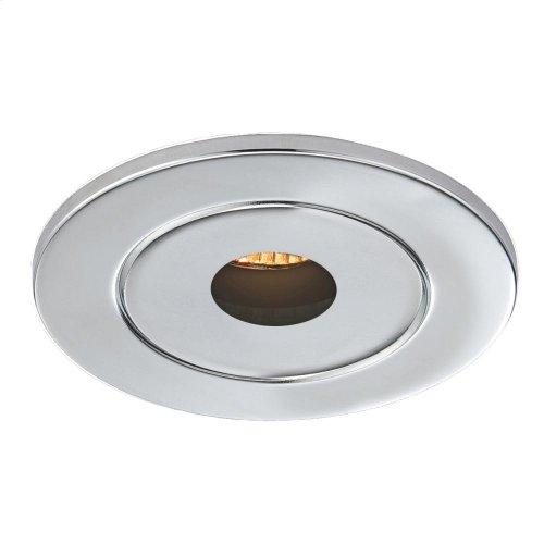 TRIM,3 1/4 INCH PIN HOLE - Chrome