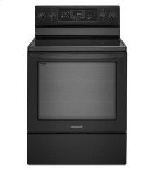 30-Inch 5-Element Electric Freestanding Range, Architect® Series II - Black
