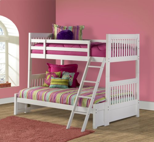 Lauren Twin/full Bunk Bed