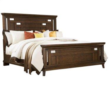 Estes Park Panel King Bed