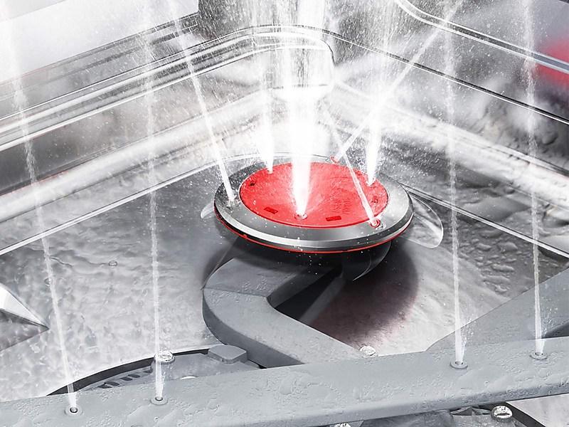 DW80K5050UGSamsung Top Control Dishwasher with StormWash FINGERPRINT