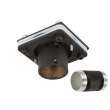 Weatherproof Ceiling Mount Swivel Adaptor - SB-CMSAK