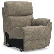 Trouper Power La-Z-Time® Left-Arm Sitting Recliner