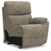 Trouper Power La-Z-Time® Left-Arm Sitting Recliner