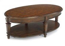 Oakbrook Oval Coffee Table