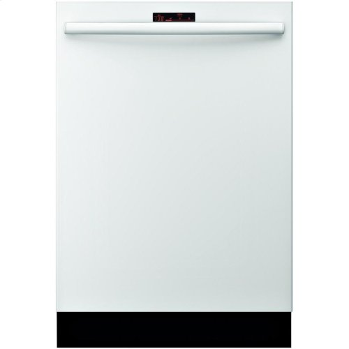 "24"" Bar Handle Dishwasher 800 Series- White SHX68R52UC"