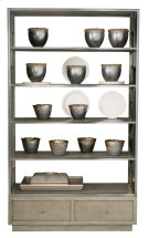 Mosaic Etagere in Dark Taupe (373) Product Image