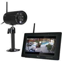 """ObserverHD 1080p Full HD 4-Channel 7"""" Touchscreen Monitor with 1 Camera"""