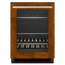 "Jenn-Air® Panel-Ready 24"" Under Counter Beverage Center - Panel Ready"