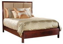 Complete Bed, Cal King 5th Avenue Upholstered Bed