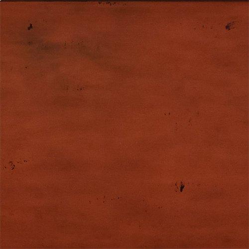 Queen Metal Headboard - Orange