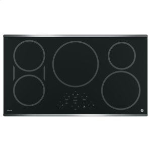 "GE ProfileGE Profile™ Series 36"" Built-In Touch Control Induction Cooktop"