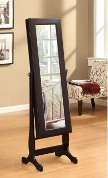 Jewelry Cheval Mirror