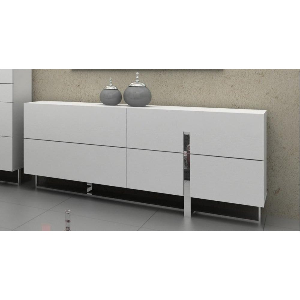 Modrest Voco - Modern White Bedroom Dresser