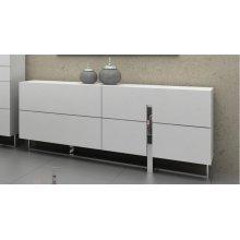 Modrest Voco - Modern White Bedroom Dresser