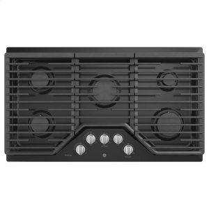 "GE Profile36"" Built-In Gas Cooktop"