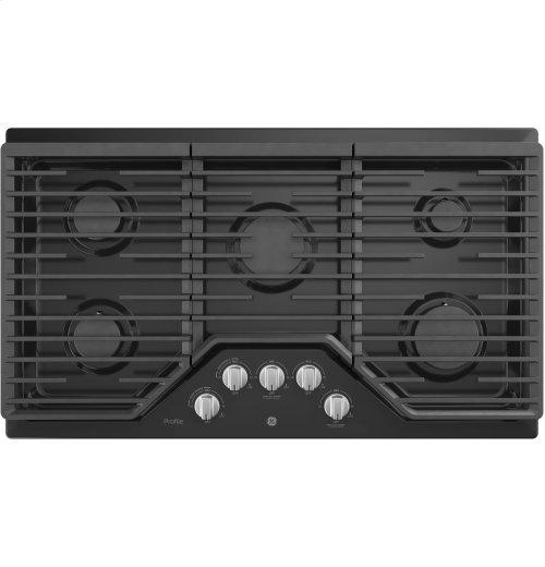 "GE Profile™ Series 36"" Built-In Gas Cooktop"