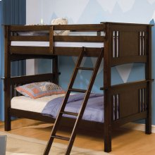 Spring Creek Twin/twin Bunk Bed