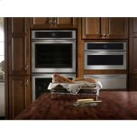 "Jenn-Air Pro-Style® 30"" Built-In Microwave Oven With Speed-Cook Pro Style Stainless"