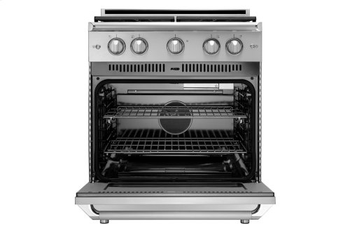 "30"" Heritage Gas Epicure Range, Color Match Natural Gas/High Altitude"