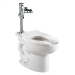 American StandardMadera ADA Toilet with Selectronic Exposed Battery Flush Valve System - White
