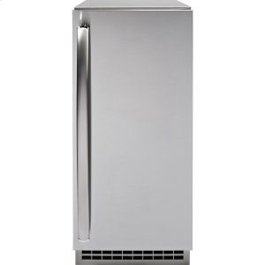 GE ProfileGE PROFILEGE Profile Series Stainless Steel Ice Maker Door Kit (door panel and handle only)