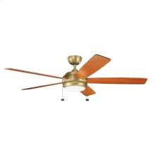 """Starkk Collection 60"""" Starkk LED Ceiling Fan NBR"""