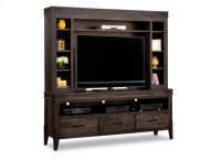 Chattanooga HDTV Unit with Hutch with 54'' TV Opening Product Image