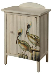 """Shoreline"" Pelican Cupboard"