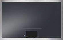 "Vario 400 Series Full Surface Induction Cooktop Stainless Steel Frame Width 30"" (80 Cm)"
