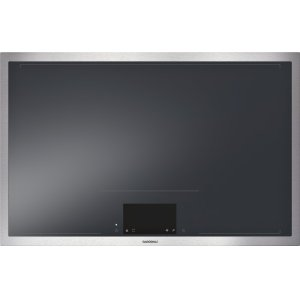 "GaggenauVario 400 Series Full Surface Induction Cooktop Stainless Steel Frame Width 30"" (80 Cm)"