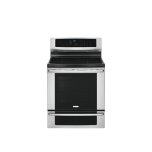 30'' Induction Freestanding Range with Induction Cooktop and IQ-Touch™ Controls