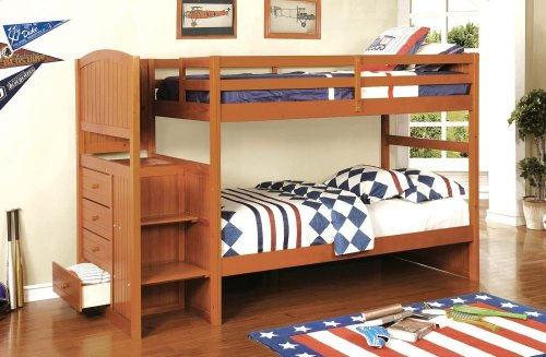 Appenzell Twin/twin Bunk Bed