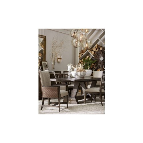 WoodWright Oak Park Dining Table