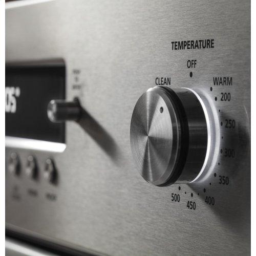 "Monogram 30"" Electronic Convection Single Wall Oven"