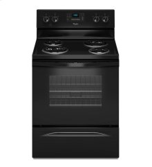4.8 cu. ft. Capacity Electric Range with AccuBake® Temperature Management System